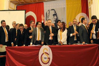 Galatasaray Kulübü'nün yeni başkanı Mustafa Cengiz oldu