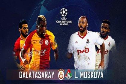 Galatasaray-Lokomotiv Moskova maçının yayınlanacağı kanal belli oldu