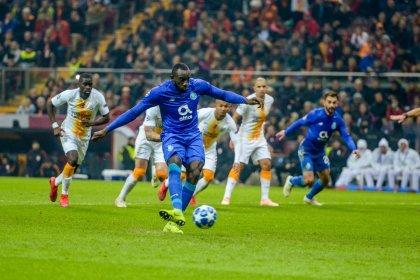 Galatasaray, Porto'ya 3-2 yenildi