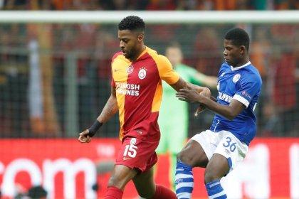 Galatasaray sahasında Schalke ile berabere kaldı