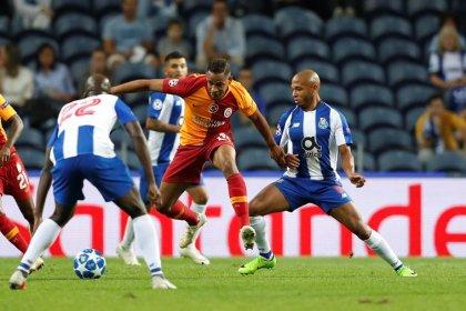Galatasaray, Şampiyonlar Ligi'nde Porto'ya 1-0 yenildi