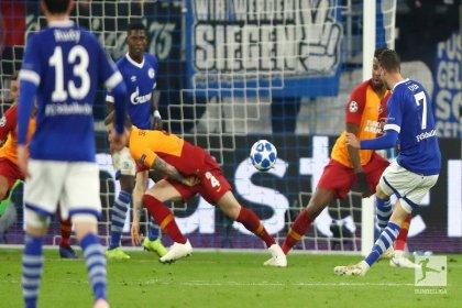 Galatasaray, Schalke'ye 2-0 yenildi