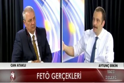 Gazeteci-yazar Aytunç Erkin: FETÖ ile mücadele edecekseniz Sözcü'ye, Halk TV'ye, Odatv'ye ihtiyacınız var