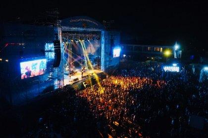 Gençlerden Trakya Fest'e yoğun ilgi