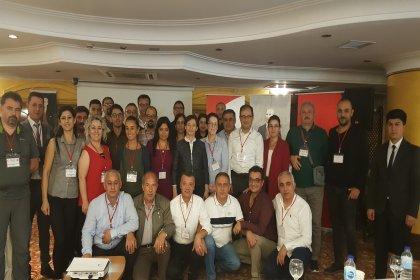 Genel Sağlık-İş Başkanlar Kurulu Ankara'da gerçekleştirildi