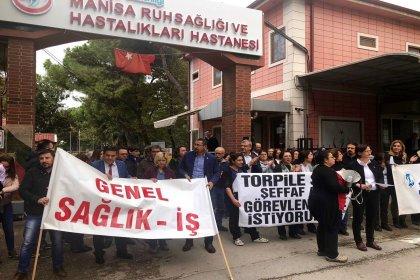 Genel Sağlık-İş'ten Manisa'daki adaletsiz tayine tepki