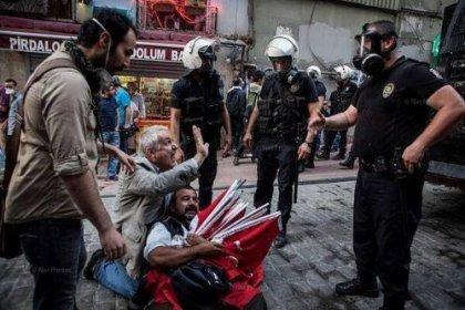 Gezi Parkı eylemlerinin bayrakçısı 5 yıl sonra beraat etti