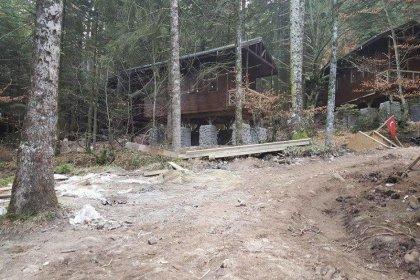 Gölcük Tabiat Parkı'na otel inşaatı
