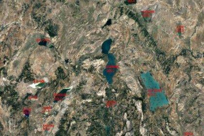 Göller Bölgesi için kuraklık uyarısı: Çoğu yeni haritalarda yer almayacak