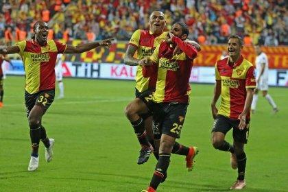 Göztepe, Beşiktaş'ı 2-0 mağlup etti