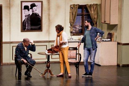 Haldun Dormen 65. sanat yılında Maltepe'de sahne aldı