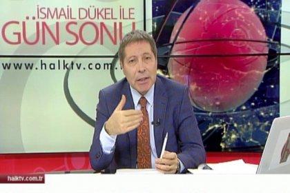 Halk TV, İsmail Dükel'in işine son verdi