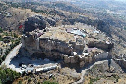 Harput Kalesi'nde 20 bin obje çıkarıldı