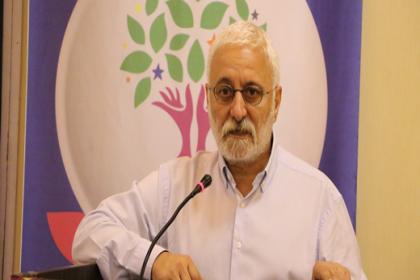 HDP Sözcüsü Oluç: Yerel seçimde AKP-MHP koalisyonunu geriletecek demokratik mücadeleye destek vereceğiz