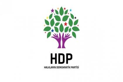 HDP'den Ankara'daki tren kazasıyla ilgili açıklama: Göz göre göre gelene kaza değil cinayet denir