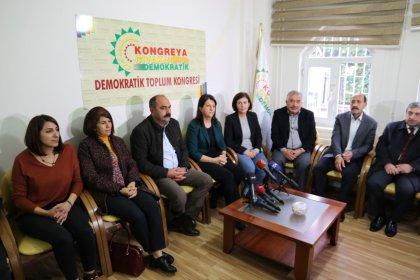 HDP'li Buldan: Demirtaş'ın hala cezaevinde tutulması hukuksuzluktur