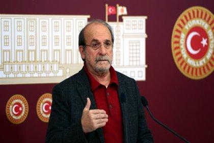 HDP'li Ertuğrul Kürkçü'ye 2 yıl hapis cezası