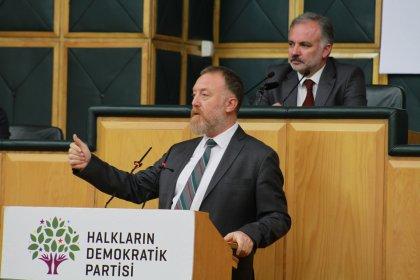 HDP'li Temelli: Bizim AKP ile yürüyecek bir yolumuz yok