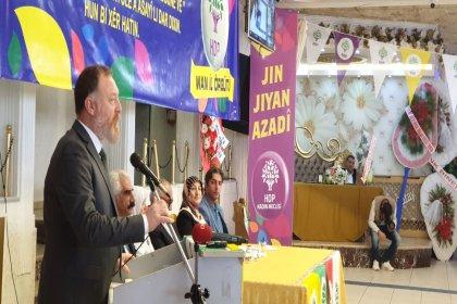 HDP'li Temelli: İmam, zabıta, saray üçgeninde ülkeyi yönetiyorlar