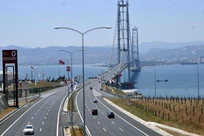 Hedefi tutturamayan Osmangazi Köprüsü'nün Hazine'ye 1 yıllık maliyeti 1.3 milyar lira!