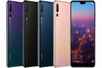 Huawei P20 ve Huawei P20 Pro tanıtıldı