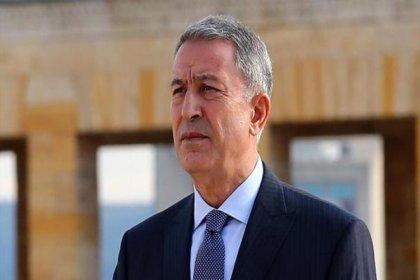 Hulusi Akar: Türkiye'nin güneyinde bir terör koridoruna izin vermemiz söz konusu değil