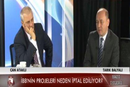 İBB Meclis Üyesi Tarık Balyalı: AKP'nin imar rantı anlayışı İstanbul'u faciaya sürüklüyor
