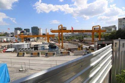 İBB'nin Ataköy-İkitelli metro hattında çalışan 700 işçi işten çıkarıldı