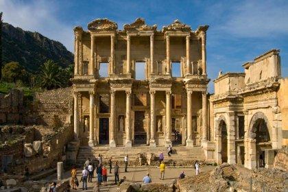 İklim değişikliği Efes'i tehdit ediyor