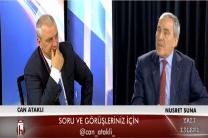 İMO İstanbul Şube Başkanı Suna: 'Yatay büyüyeceğiz' deyip yeşil alanları yapılaşmaya açma amacındalar