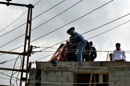 İnşaatta çalışan 15 yaşındaki çocuk işçi elektrik akımına kapılarak hayatını kaybetti