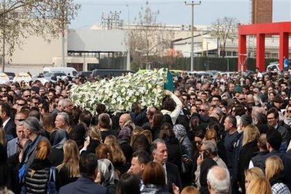 İran'da düşen jet kazasında ölen Zeynep Coşkun Bursa'da toprağa verildi