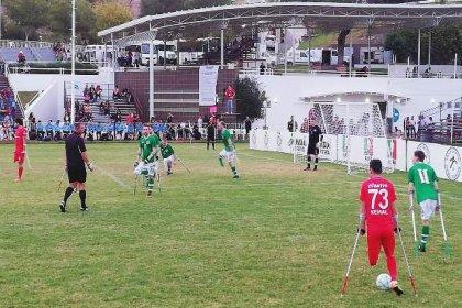 İrlanda'yı 4-0 yenen Ampute Milli Takımı çeyrek finale yükseldi