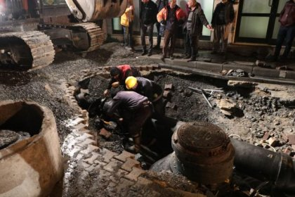 İSKİ Fatih'teki su baskının yol açtığı zararı karşılayacağını duyurdu
