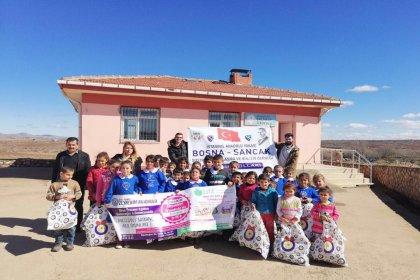 İstanbul Anadolu Yakası Bosna Sancak Derneği'nden Mardin'e yardım eli