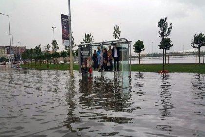 İstanbul için sel ve su baskını uyarısı