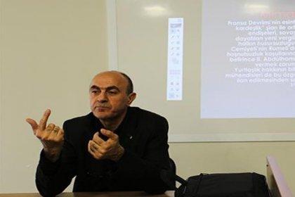 Mimarlar Odası eski İstanbul Şube Başkanı Sami Yılmaztürk hayatını kaybetti