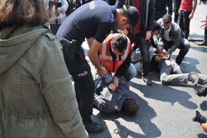 İstanbul'da 1 Mayıs gözaltı sayısı 84 oldu