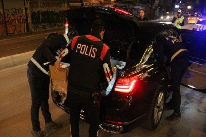 İstanbul'da 2 bin 400 polisle 'Yeditepe Huzur' asayiş uygulaması