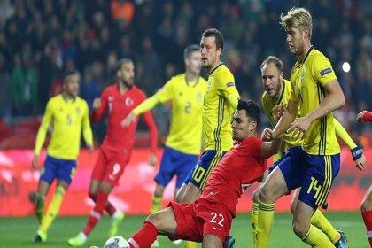 İsveçli futbolcu Marcus Berg: Türkiye maçında hakem bana iki penaltı sözü verdi