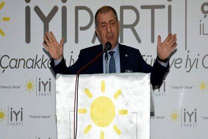 İYİ Partili Özdağ: Çok açık söylüyorum, CHP ile ittifak olmamalı