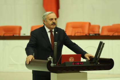 İYİ Partili Yaşar: Büyüyen ve istikrar içinde olan bir Türkiye yok!