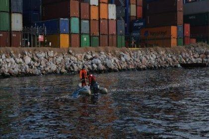 İzmit Körfezi'ni kirleten gemiye 1 milyon 266 bin lira ceza kesildi