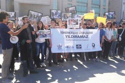 Kadıköy'de işkenceye uğrayan liselilerden adliyede açıklama