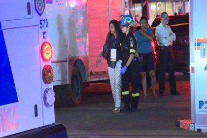 Kanada'da patlama: Yaralılar var