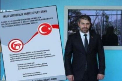 Kapatılan HÖH'ün başkanı platform kurup cumhurbaşkanı adına 'seferberlik' ilan etti