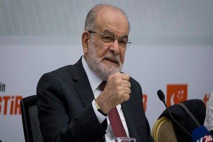 Karamollaoğlu: Keşke 'Tayyip Bey' cumhurbaşkanlığını bıraksa da bizim İstanbul adayımız olsa