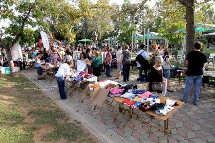 Karşıyaka Belediyesi 'Takas Şenliği' düzenliyor
