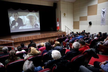 Karşıyaka'da engelsiz film günleri