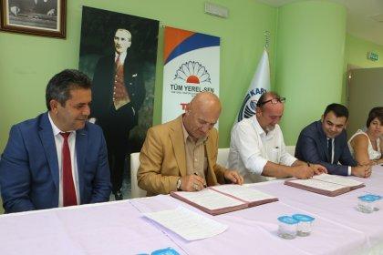 Kartal Belediyesi ve Tüm Yerel-Sen arasında toplu iş sözleşmesi imzalandı